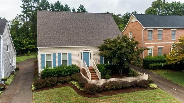 105 Wellesborough Road, Winston Salem, NC 27104 (MLS #1043599) :: Lewis & Clark, Realtors®