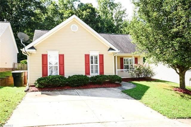 3904 Bluestem Drive, Greensboro, NC 27405 (MLS #1043609) :: Lewis & Clark, Realtors®