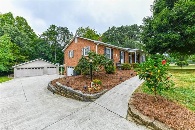 6130 Stanleyville Drive, Rural Hall, NC 27045 (MLS #1043614) :: Hillcrest Realty Group