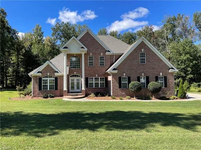 5224 Bethany Park Drive, Pleasant Garden, NC 27313 (MLS #1043622) :: Lewis & Clark, Realtors®