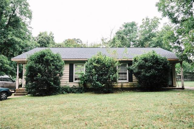 1720 & 1722 Spry Street, Greensboro, NC 27405 (MLS #1043624) :: Witherspoon Realty