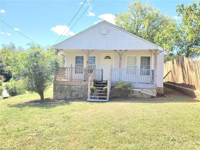 408 Worthville Street, Randleman, NC 27317 (MLS #1043628) :: Hillcrest Realty Group