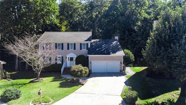 2603 Liverpool Court, Jamestown, NC 27282 (MLS #1043629) :: Hillcrest Realty Group