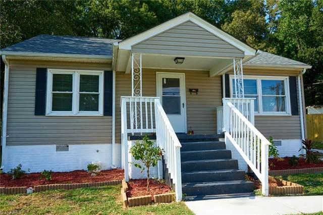 3813 Cameron Avenue, Greensboro, NC 27401 (MLS #1043633) :: Lewis & Clark, Realtors®