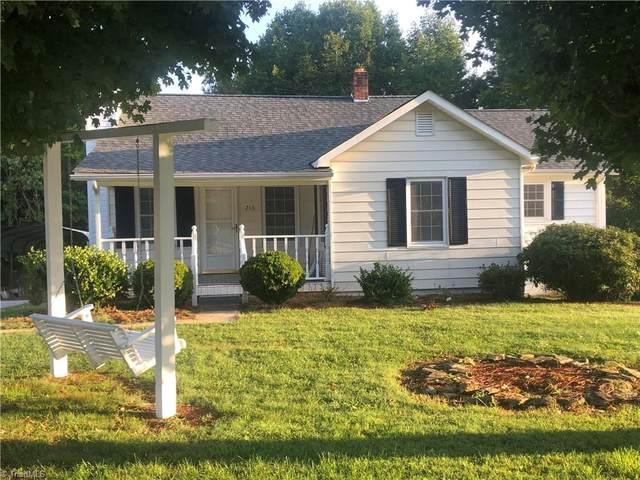 216 Cedarbrook Road, Jonesville, NC 28642 (#1043637) :: Mossy Oak Properties Land and Luxury