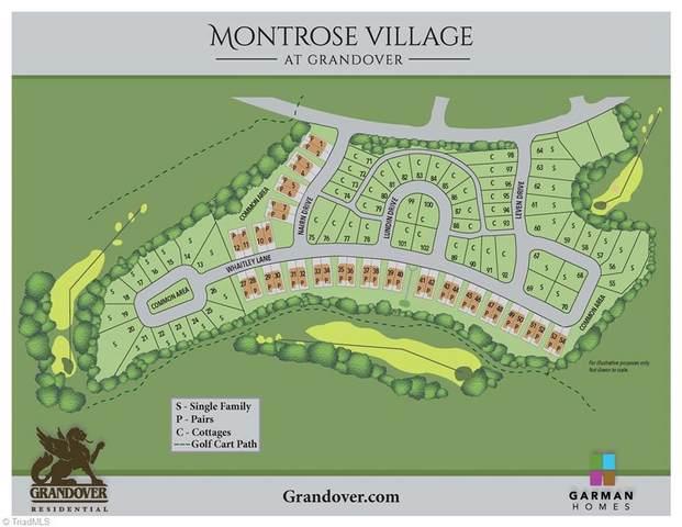 Leven Drive Lot 66, Greensboro, NC 27407 (MLS #1043640) :: Berkshire Hathaway HomeServices Carolinas Realty