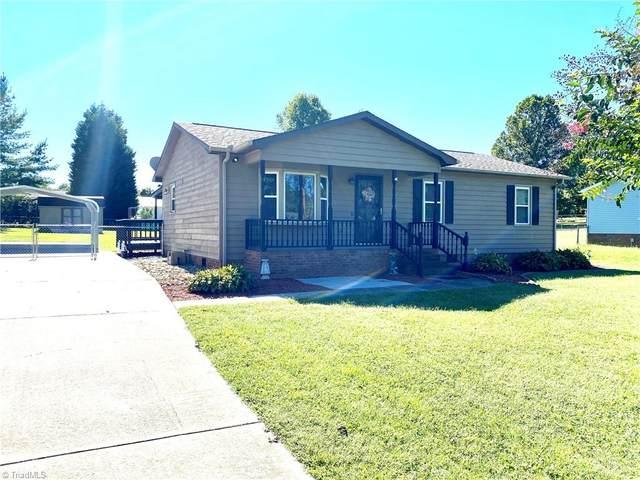 31 Kirk Street, Thomasville, NC 27360 (MLS #1043641) :: Lewis & Clark, Realtors®