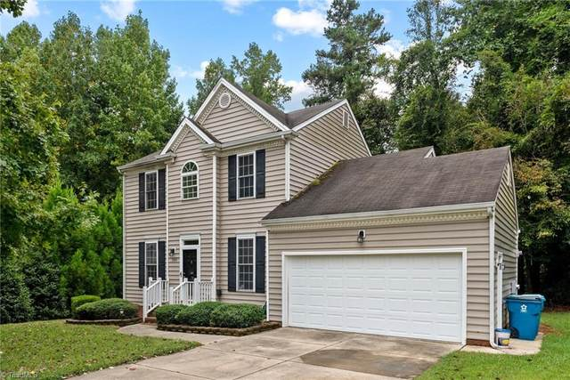 1504 Oban Court, Mcleansville, NC 27301 (MLS #1043648) :: Hillcrest Realty Group