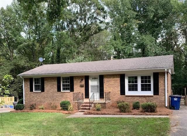 406 Foxcroft Drive, Winston Salem, NC 27103 (MLS #1043670) :: Ward & Ward Properties, LLC
