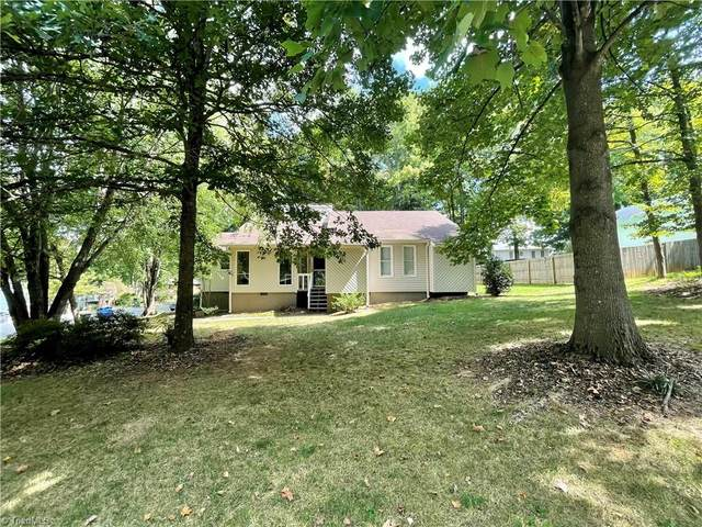 301 Lakeside Drive, Kernersville, NC 27284 (MLS #1043671) :: Hillcrest Realty Group