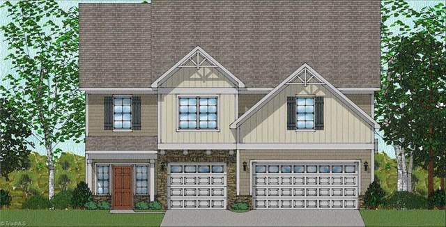 1005 Woodview Ridge Trail #12, Lewisville, NC 27023 (MLS #1043681) :: Hillcrest Realty Group