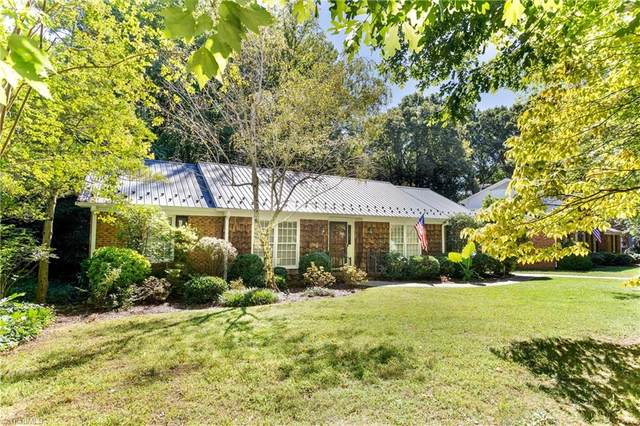 612 Wimberly Drive, Greensboro, NC 27410 (MLS #1043683) :: Hillcrest Realty Group