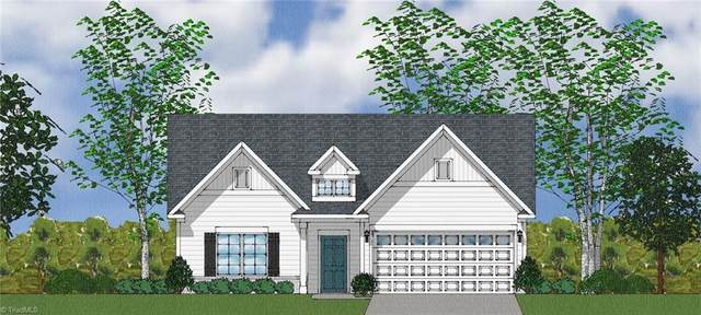 1022 Woodview Ridge Trail #42, Lewisville, NC 27023 (MLS #1043684) :: Hillcrest Realty Group