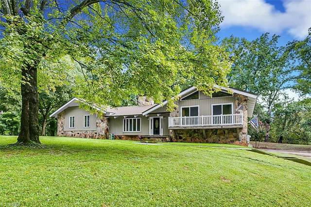 545 Clearview Drive, Asheboro, NC 27205 (MLS #1043691) :: Hillcrest Realty Group