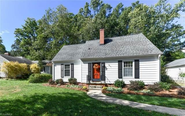 2407 Hawthorne Street, Greensboro, NC 27408 (MLS #1043697) :: Berkshire Hathaway HomeServices Carolinas Realty