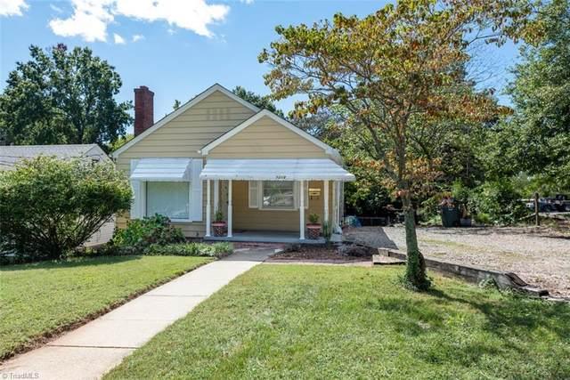 1213 W Wendover Avenue, Greensboro, NC 27408 (MLS #1043759) :: Berkshire Hathaway HomeServices Carolinas Realty