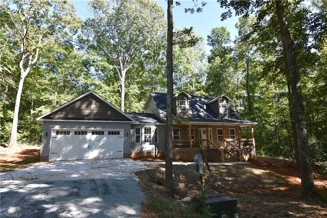 350 Butler Drive, Thomasville, NC 27360 (MLS #1043764) :: Hillcrest Realty Group