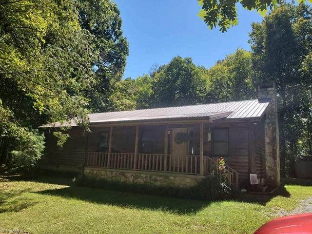 856 Sonora Drive, Asheboro, NC 27205 (MLS #1043768) :: Hillcrest Realty Group