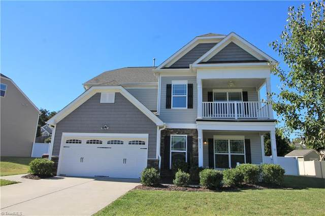 6711 Planters Drive, High Point, NC 27265 (MLS #1043771) :: Hillcrest Realty Group