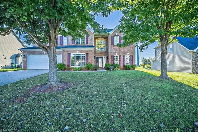 4456 Alderny Circle, High Point, NC 27265 (MLS #1043789) :: Hillcrest Realty Group