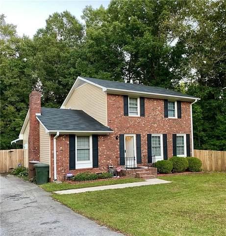 4103 Rehobeth Church Road, Greensboro, NC 27406 (MLS #1043793) :: Hillcrest Realty Group