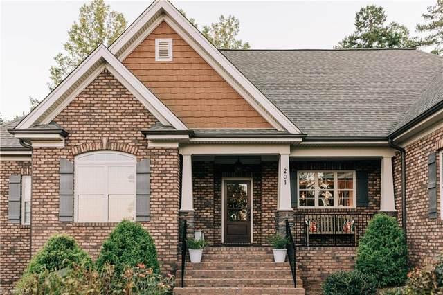 201 Shutt Hartman Boulevard, Clemmons, NC 27012 (MLS #1043796) :: Berkshire Hathaway HomeServices Carolinas Realty