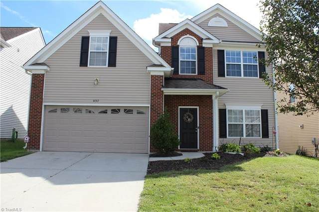 837 Hedgepath Terrace, High Point, NC 27265 (MLS #1043798) :: Hillcrest Realty Group