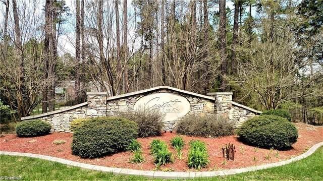 979 Crystal Bay Drive, Denton, NC 27239 (MLS #1043805) :: Berkshire Hathaway HomeServices Carolinas Realty