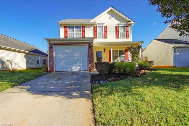 2810 Green Crest Court, Greensboro, NC 27406 (MLS #1043811) :: Hillcrest Realty Group