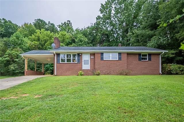 1618 Ethel Drive, Winston Salem, NC 27127 (MLS #1043818) :: Hillcrest Realty Group
