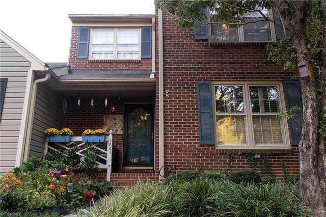 1841 North Winds Drive, Winston Salem, NC 27127 (MLS #1043821) :: Hillcrest Realty Group