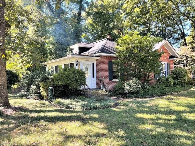 4300 Friendly Avenue, Greensboro, NC 27410 (MLS #1043826) :: Berkshire Hathaway HomeServices Carolinas Realty