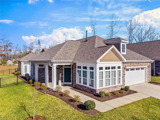 125 Tall Timber Drive, Gibsonville, NC 27249 (MLS #1043832) :: Hillcrest Realty Group