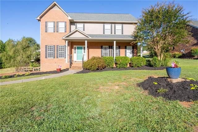 406 Tar Heel Lane, Kernersville, NC 27284 (MLS #1043850) :: Hillcrest Realty Group