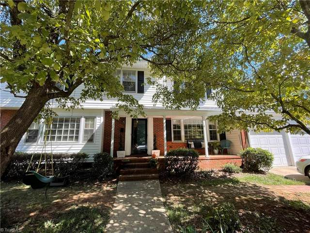 1106 Mcdowell Drive, Greensboro, NC 27408 (MLS #1043857) :: Hillcrest Realty Group