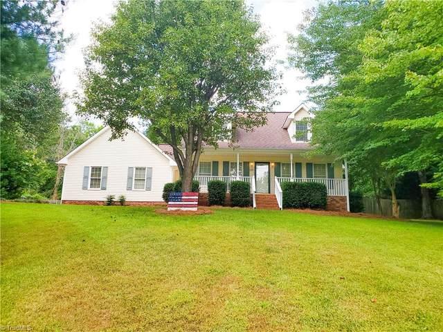 115 Cottonwood Lane, Summerfield, NC 27358 (MLS #1043863) :: Hillcrest Realty Group