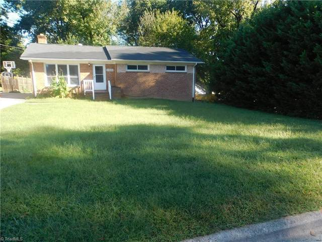 1003 Broad Avenue, Greensboro, NC 27406 (MLS #1043870) :: Hillcrest Realty Group