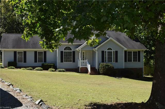 3904 Johns Creek Drive, Gibsonville, NC 27249 (MLS #1043882) :: Hillcrest Realty Group