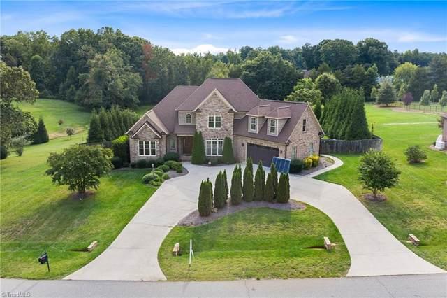 5943 Bostonian Drive, Greensboro, NC 27455 (MLS #1043884) :: Hillcrest Realty Group