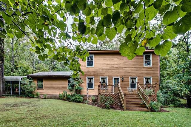 4098 Ridges Mountain Trail, Asheboro, NC 27205 (#1043925) :: Mossy Oak Properties Land and Luxury
