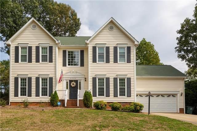 6506 Dornoch Drive, Greensboro, NC 27410 (MLS #1043963) :: Ward & Ward Properties, LLC