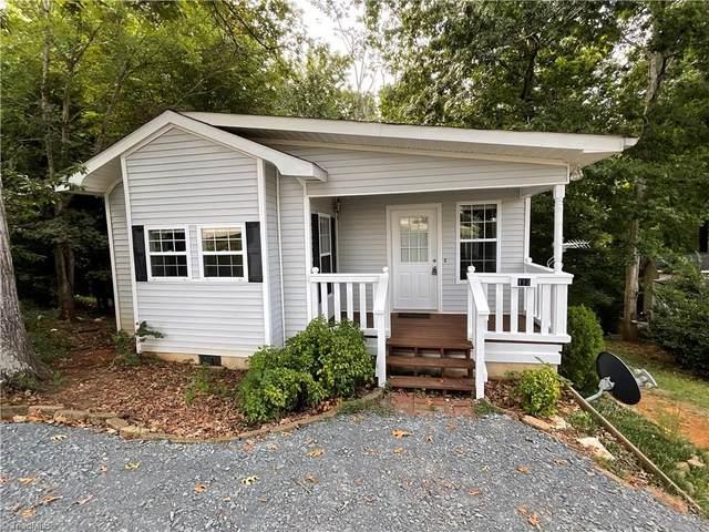 113 Lake View Drive, New London, NC 28127 (MLS #1043967) :: Berkshire Hathaway HomeServices Carolinas Realty