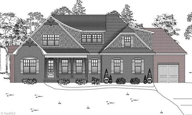2517 Dawning Drive, Greensboro, NC 27410 (MLS #1043975) :: Berkshire Hathaway HomeServices Carolinas Realty