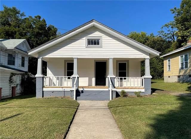 810 Dillard Street, Greensboro, NC 27403 (MLS #1044032) :: Berkshire Hathaway HomeServices Carolinas Realty