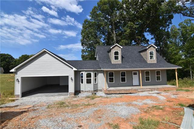 1499 Mount Olivet Church Road, Lexington, NC 27295 (MLS #1044039) :: Berkshire Hathaway HomeServices Carolinas Realty