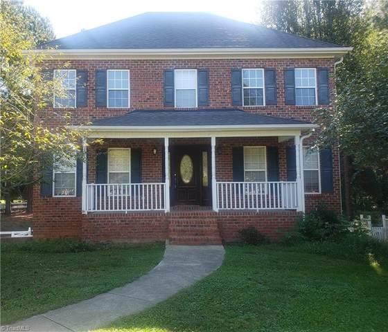 113 Covington Drive, Advance, NC 27006 (#1044080) :: Premier Realty NC