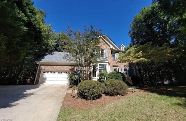 6206 Bay Hill Court, Greensboro, NC 27410 (MLS #1044180) :: Berkshire Hathaway HomeServices Carolinas Realty