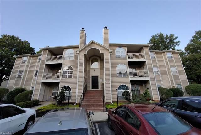6706 Friendly Avenue 1H, Greensboro, NC 27410 (MLS #1044210) :: Berkshire Hathaway HomeServices Carolinas Realty