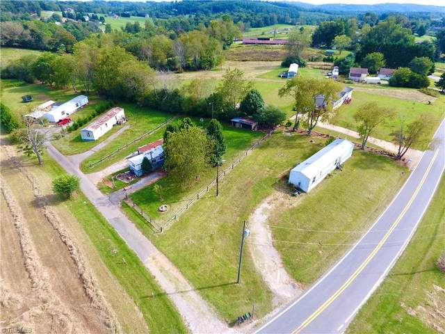 1256 Shingle Gap Road, Purlear, NC 28665 (MLS #1044399) :: Ward & Ward Properties, LLC