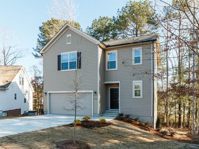 121 Charleston Ridge Drive, Mocksville, NC 27028 (MLS #1044475) :: Hillcrest Realty Group